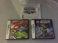 NINTENDO DS / DSi / 3DS  PACKAGE / ENSEMBLE
