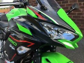 Kawasaki Ninja 650 KRT 2021 4 YEARS WARRANTY