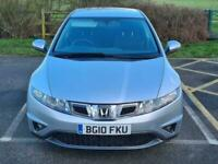 2010 Honda Civic 2.2 i-CTDi SE 5dr Hatchback Diesel Manual