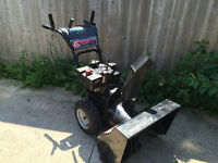 Murray special edition 2 stage snowblower