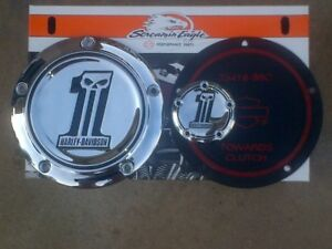 Derby Cover and Timer Cover for Harley TwinCam