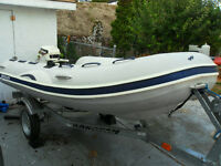 Mercury RIB 330 (11'2) Complete Package