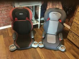 CHILD BOOSTER £20