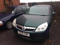 ***REDUCED TO CLEAR***Vauxhall/Opel Vectra 1.9CDTi ( 120ps ) 56 REG Life