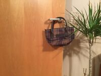 Small BARBOUR Hand held bag