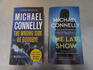Books - Michael Connelly