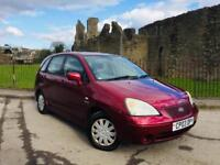 2003 (03) Suzuki Liana 1.6 GL ** Only 62,000 ** New Mot Issued On Purchase **