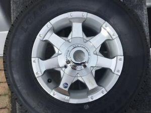 "BRAND NEW 13"" TRAILER WHEELS  RIMS & TIRES"