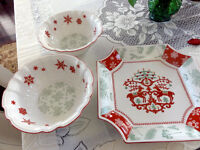 "Villeroy& Boch 'MY WINTER"" Christmas Tableware"
