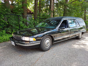 Funeral Coach (Hearse) Buick 1996