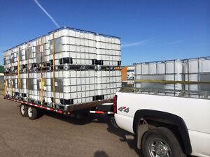 LOOK > Clean Potable Water Tanks. 1000 Liter & 1250 Litre Edmonton Edmonton Area image 3