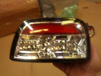 Spyder LED Tail Lights (Chrome) 2010-2013 Camaro