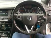 2017 Vauxhall Astra 1.0T 12V ecoFLEX SRi 5dr Hatchback Petrol Manual