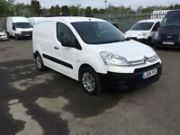 Citroen Berlingo 1.6 HDI 625 ENTERPRISE (white) 2014