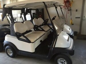 2011 golf car golf cart