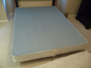 Like new Boxspring still has shipping tag on it - $30