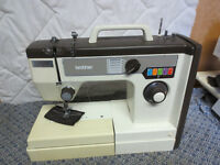 BROTHER FREE ARM SEWING MACHINE