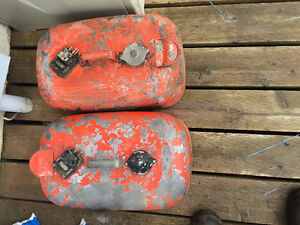 20 liter metal boat gas can