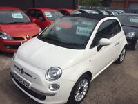 Fiat 500c convertible 62 plate v cheap