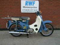 Honda C70, 1975, EXCELLENT COND, CLASSIC, READY TO RIDE