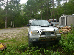 REDUCED 2003 Toyota Tacoma Pickup Truck