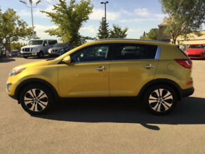 2011 Kia Sportage EX AWD....payments from as low as $122 biwkly