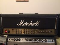 Marshall JCM 2000 TSL100 Head Swap/Trade