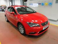 Seat Leon 1.6TDI ( 110ps ) ( s/s ) Ecomotive 2014MY SE Tech Pack
