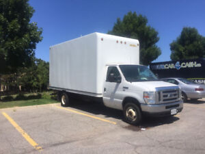 RENT A 16 FOOT LONG CUBE TRUCK - $999 MONTHLY - UNLIMITED KMS