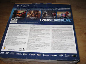 "PS3 "" BOX ONLY "" SLIM VERSION Cambridge Kitchener Area image 2"