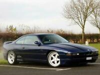 1991 BMW 8 Series 5.0 850I AC SCHNITZER 2d 300 BHP Coupe Petrol Automatic