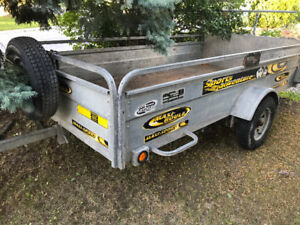 Trailer to trade or sell