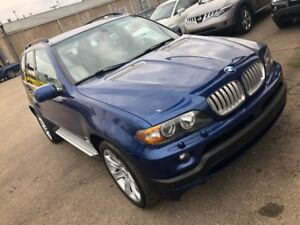 Very Rare Shape and Model BMW X5 4.8is Alpina!!!