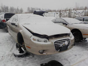 2003 Chrysler Concord Now Available At Kenny U-Pull Cornwall Cornwall Ontario image 1