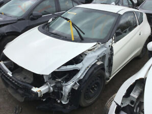 2011 Honda CRZ 13xxxxkms Automatic Pearl White - Needs work