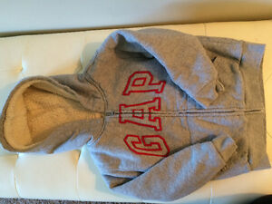 Gap Boys Winter Lined Sweatshirt, 5T