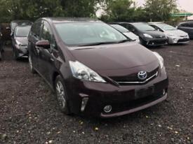 Toyota Prius Plus/Prius Alpha/Prius+ Hybrid 1.8 2014(14) 7 SEATS (BIMTA)