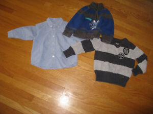 MEXX SWEATHER AND TOMMY HILFIGER