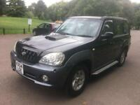 2004 54 HYUNDAI TERRACAN 2.9 CRTD LOW GENUINE 53K ONE OWNER PX SWAPS