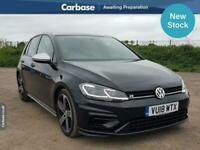 2018 Volkswagen Golf 2.0 TSI 310 R 5dr 4MOTION HATCHBACK Petrol Manual