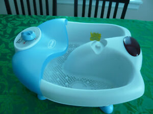 Nice Foot Spa Massager with Infrared Heating