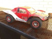Traxxas Slash 4x4 LCG Chassis 4 sale
