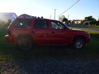 1998 Dodge Durango 4 pneus été VUS
