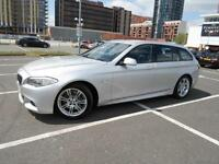 2010 BMW 5 Series 3.0 525d M Sport Touring 5dr