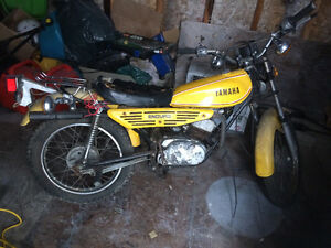 Looking for a 1979 Yamaha endro 50cc bike