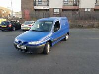 2001 Citroen Berlingo 1.9 Diesel Panel Van £450 O.N.O