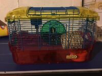 New CriterTrail hamster cage