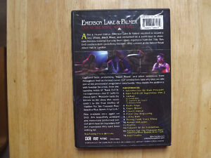 FS: Emerson, Lake & Palmer Live Concert DVD's x2 London Ontario image 2