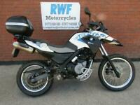 BMW G 650 GS SERTAO, 2012, 12 REG, EXCELLENT COND, ONLY 10,558 MILES WITH FSH
