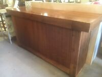 Barker + Stonehouse Sideboard with 3 Drawers / Cupboards - Matching Dining Suite - UK Delivery
